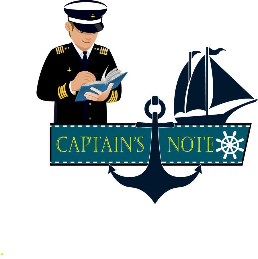 Contest Entry #                                        6                                      for                                         Design a Logo for CaptainsNote.com