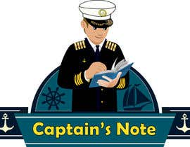 #20 para Design a Logo for CaptainsNote.com de arnab22922
