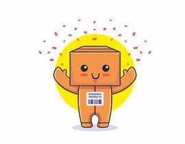Nro 5 kilpailuun Create a cute logo character/mascot human alike käyttäjältä RBRDSGN