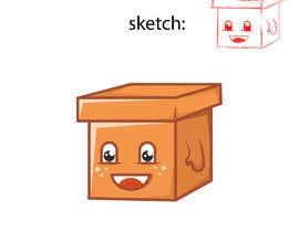 Nro 10 kilpailuun Create a cute logo character/mascot human alike käyttäjältä mofahimeds