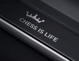 #682 for Design a logo for 'Chess Is Life' af MdRahatHossain