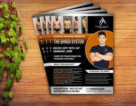 #45 for Create Advertising Poster For Transformation Challenge af osimakram120