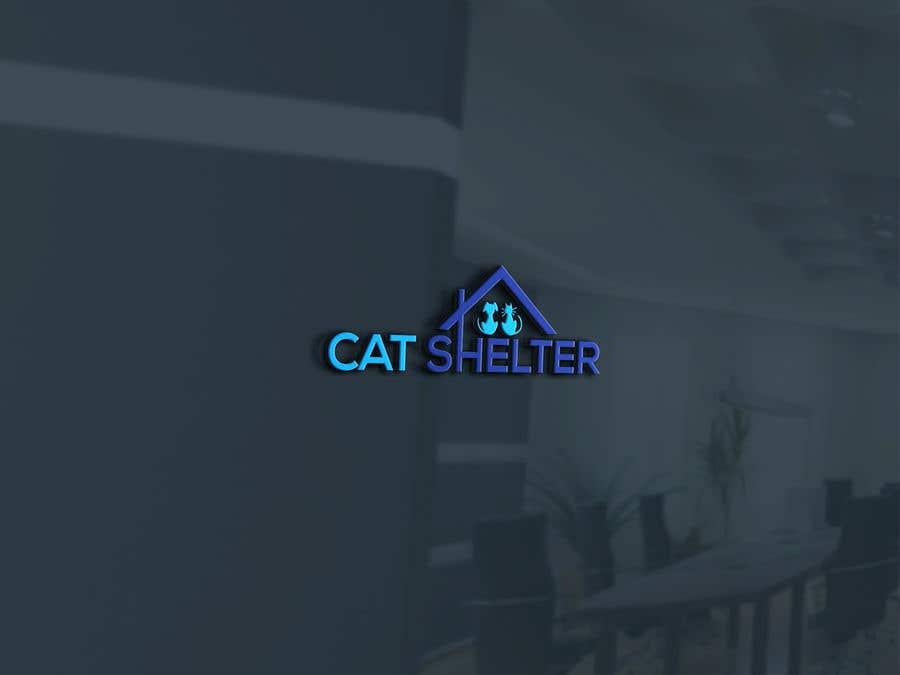 Konkurrenceindlæg #                                        15                                      for                                         logo for cat shelter
