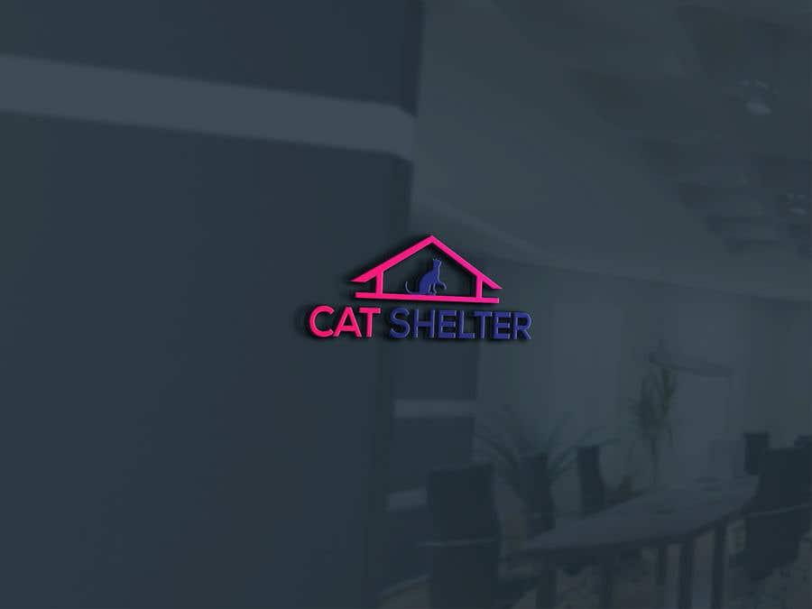 Konkurrenceindlæg #                                        16                                      for                                         logo for cat shelter