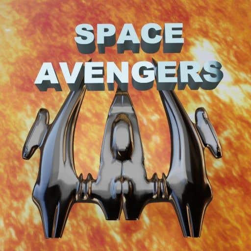 Konkurrenceindlæg #                                        33                                      for                                         Create icon for Space Avengers (Roblox game - 512x512 image - 3D rendered)