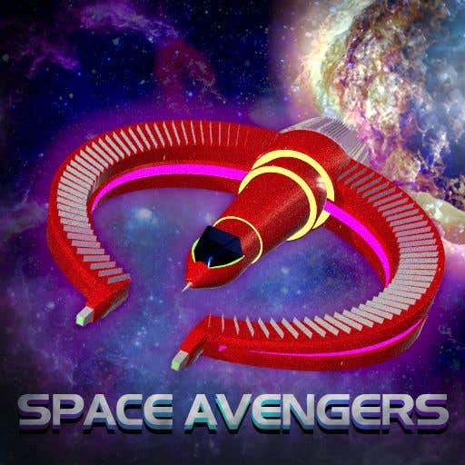 Konkurrenceindlæg #                                        27                                      for                                         Create icon for Space Avengers (Roblox game - 512x512 image - 3D rendered)