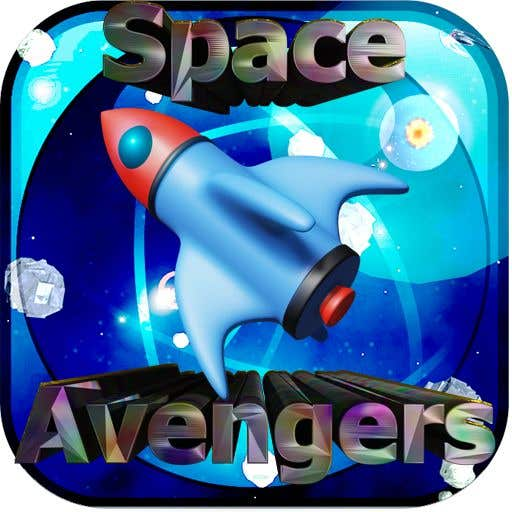 Konkurrenceindlæg #                                        28                                      for                                         Create icon for Space Avengers (Roblox game - 512x512 image - 3D rendered)