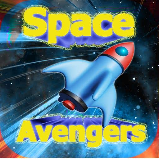 Konkurrenceindlæg #                                        39                                      for                                         Create icon for Space Avengers (Roblox game - 512x512 image - 3D rendered)