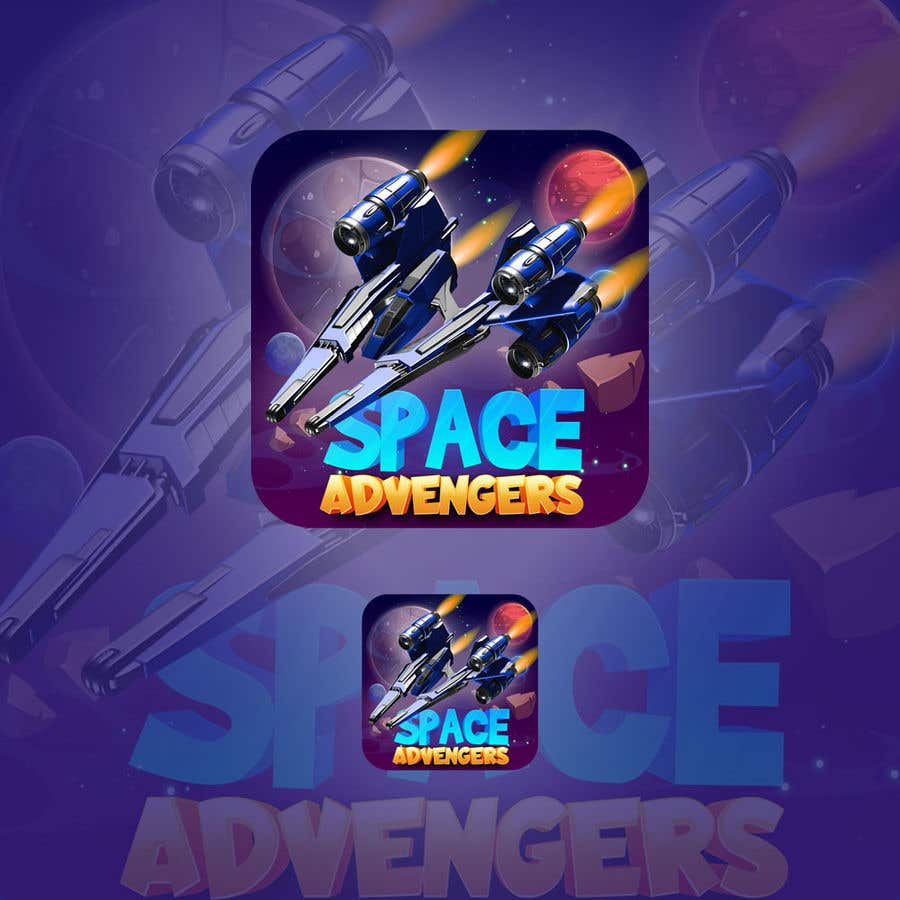 Konkurrenceindlæg #                                        19                                      for                                         Create icon for Space Avengers (Roblox game - 512x512 image - 3D rendered)