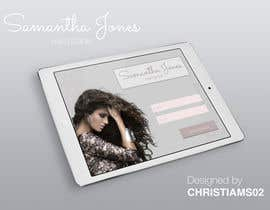 #13 dla Design an App Mockup for Hair Salon Consultation przez christiams02