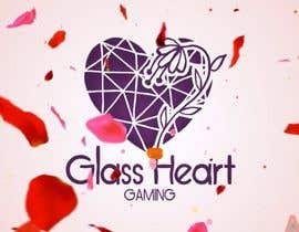 #235 para Logo Design with an Animated Version. (Glass Heart/Crystal Heart Design) por aliabdelhasi
