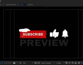 #3 untuk A 2D Animation for Subscribe and hit the Bell oleh Osama0101