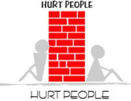#36 untuk Design a T-Shirt for HURT PEOPLE oleh jkhan837
