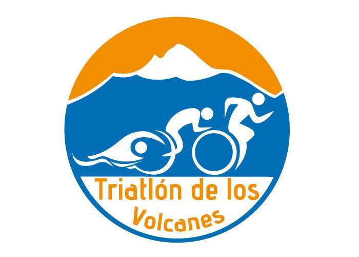 Konkurrenceindlæg #                                        14                                      for                                         Design a Logo for a Triathlon race