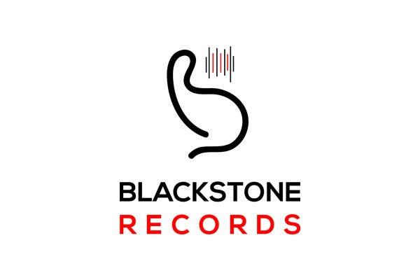 #27 for Logo Design for Blackstone Records by sheffypbabu