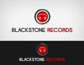 #3 para Logo Design for Blackstone Records por Lozenger