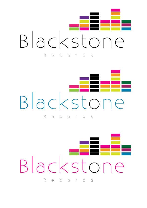 #21 for Logo Design for Blackstone Records by niyomax