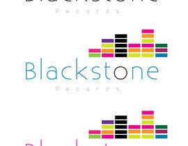 #21 para Logo Design for Blackstone Records por niyomax