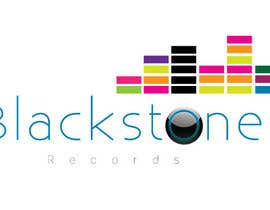 #54 para Logo Design for Blackstone Records por niyomax