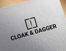 #193 for logo for company Cloak & Dagger by Alhabgi