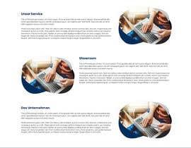 nº 9 pour Professional Draft or Predesign Startpage B2B E-Commerce - Mockup par vivekdaneapen