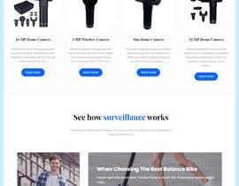 #4 for Professional Draft or Predesign Startpage B2B E-Commerce - Mockup by hosnearasharif