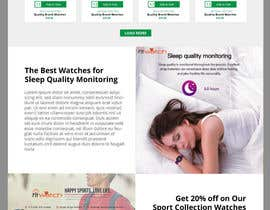 #6 for Professional Draft or Predesign Startpage B2B E-Commerce - Mockup by hosnearasharif