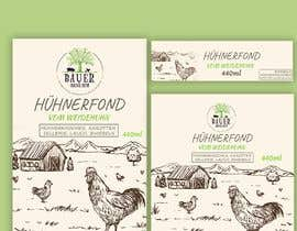 #18 for Label Design for Organic Farm Products (German language) by shoaibchaudary77