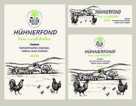 #21 for Label Design for Organic Farm Products (German language) by lutfulkarimbabu3