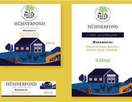 #19 for Label Design for Organic Farm Products (German language) by graphickhadeja
