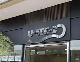 #15 for Brand name U-SEE-3D by Hridoy2033