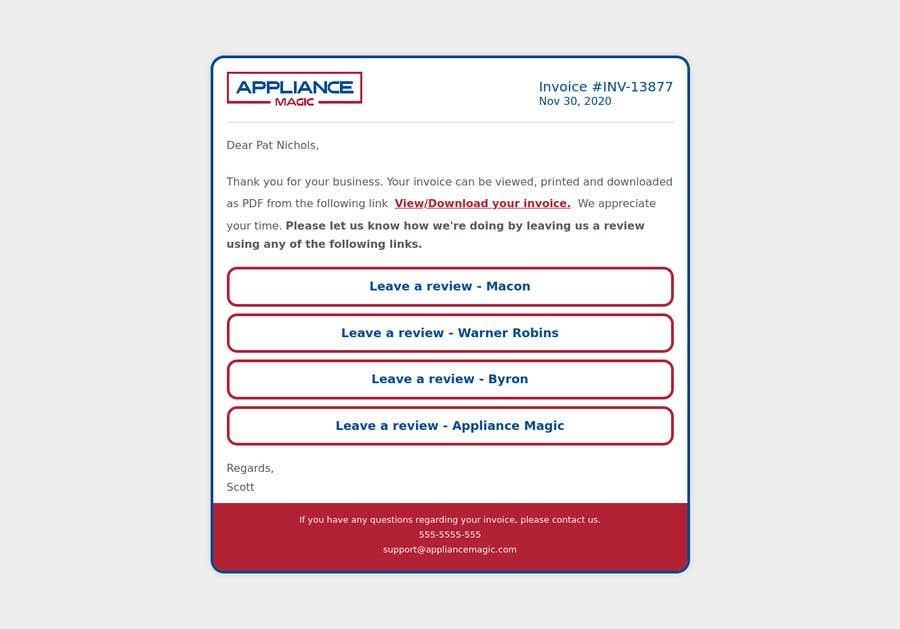 Penyertaan Peraduan #                                        67                                      untuk                                         Inline CSS - HTML Contest - ShortCodes:  Simple Invoice Page