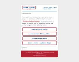 #68 for Inline CSS - HTML Contest - ShortCodes:  Simple Invoice Page by JJMyersBot