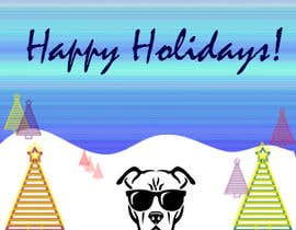 #27 for Design a holiday image using our corporate logo by Kanikaperera