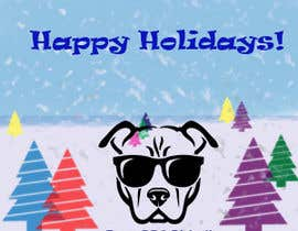 #29 for Design a holiday image using our corporate logo by Kanikaperera