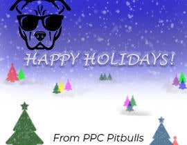 #30 for Design a holiday image using our corporate logo by Kanikaperera