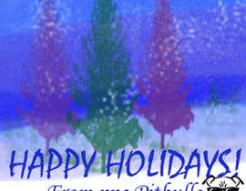#32 for Design a holiday image using our corporate logo by Kanikaperera