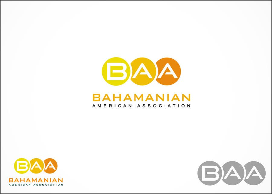 Bài tham dự cuộc thi #32 cho Design a Logo for Bahamanian American Association