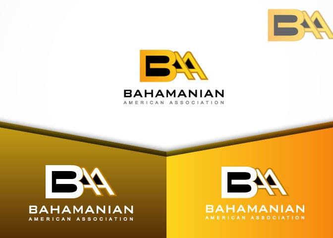 Bài tham dự cuộc thi #33 cho Design a Logo for Bahamanian American Association