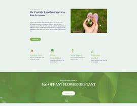 #12 untuk Design a Website Mockup oleh mnislamsaju2