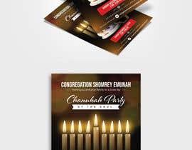 #17 untuk Design a Flyer for a Chanukah Party oleh Rameezraja8