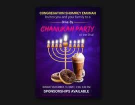 #27 untuk Design a Flyer for a Chanukah Party oleh Biswajitkhan
