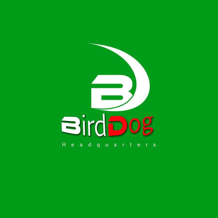 Contest Entry #                                        4                                      for                                         Design a Logo for Bird Dog Headquarters