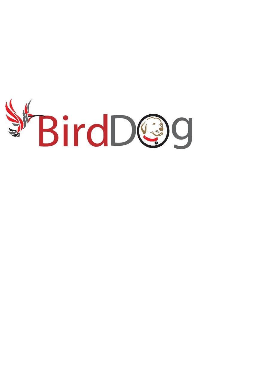 Contest Entry #                                        5                                      for                                         Design a Logo for Bird Dog Headquarters