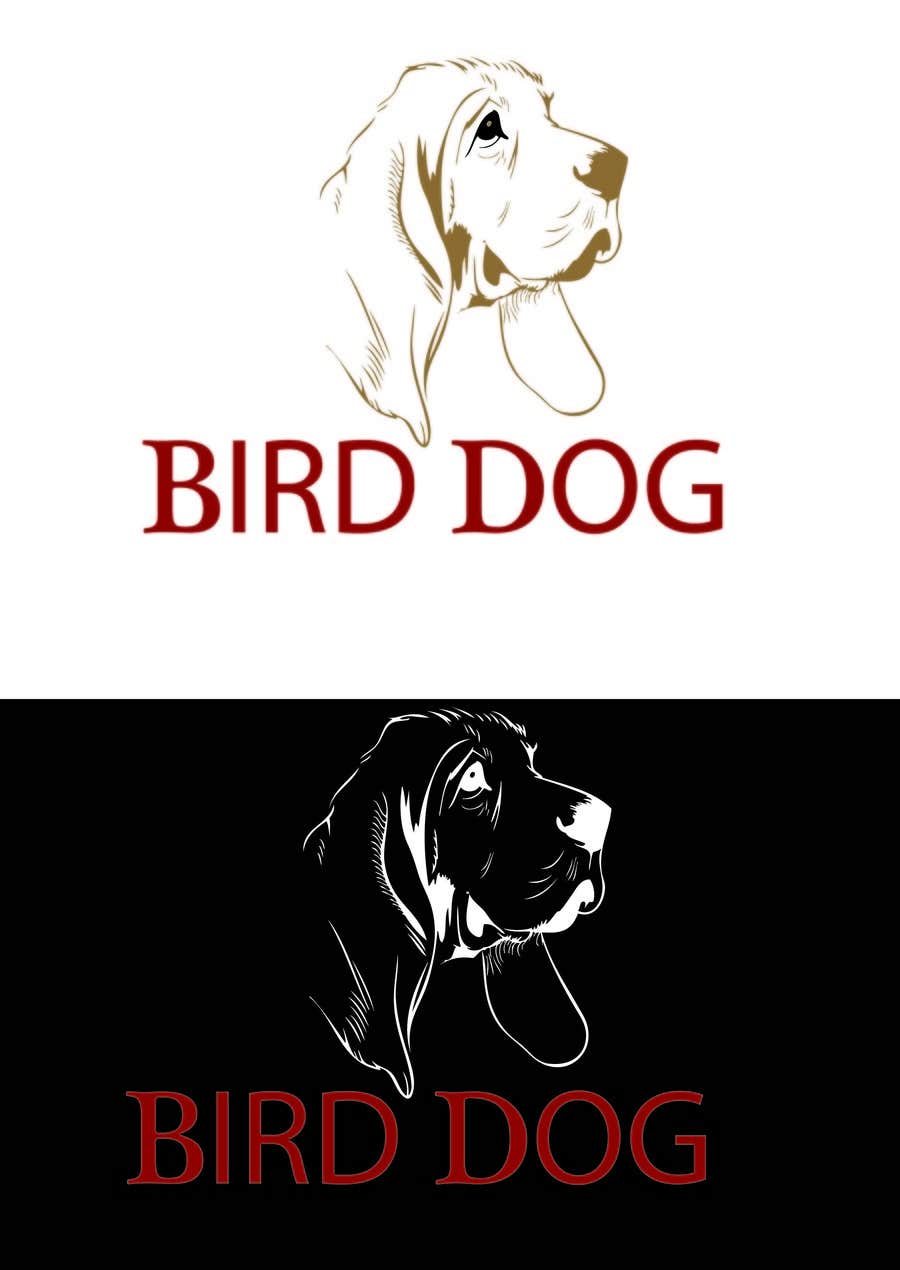 Contest Entry #                                        9                                      for                                         Design a Logo for Bird Dog Headquarters