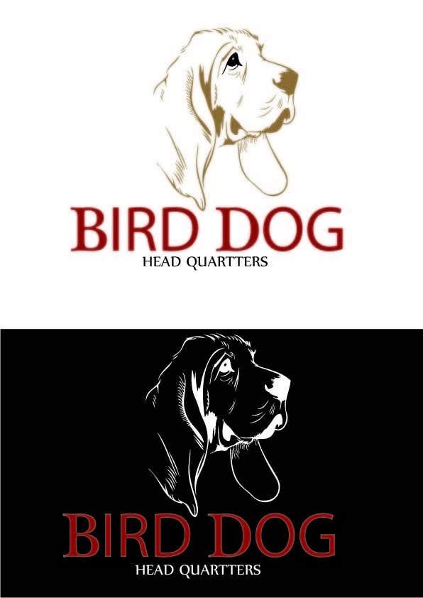 Contest Entry #                                        12                                      for                                         Design a Logo for Bird Dog Headquarters