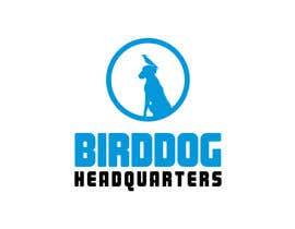 #23 para Design a Logo for Bird Dog Headquarters por asnan7