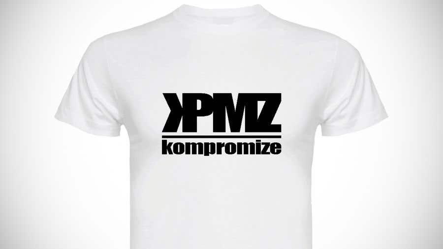 Penyertaan Peraduan #                                        42                                      untuk                                         Kompromize Logo and T-shirt Design