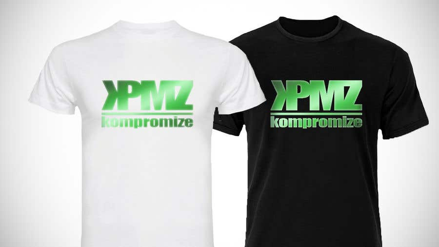 Penyertaan Peraduan #                                        52                                      untuk                                         Kompromize Logo and T-shirt Design
