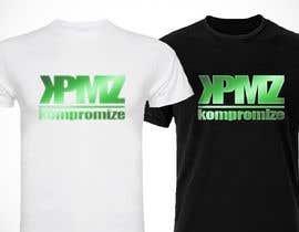 #52 for Kompromize Logo and T-shirt Design af Paulodesings